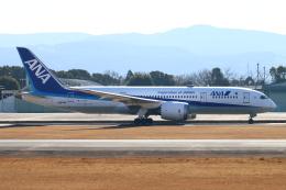 myoumyoさんが、熊本空港で撮影した全日空 787-8 Dreamlinerの航空フォト(飛行機 写真・画像)
