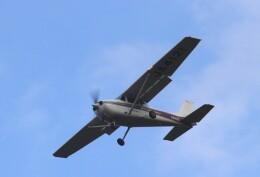 EosR2さんが、鹿児島空港で撮影したエス・ジー・シー佐賀航空 172P Skyhawk IIの航空フォト(飛行機 写真・画像)