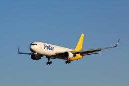 赤ちんさんが、成田国際空港で撮影したポーラーエアカーゴ 767-3JHF(ER)の航空フォト(飛行機 写真・画像)