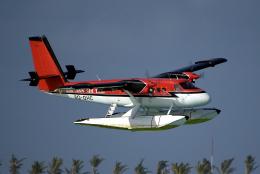 kekeさんが、ヴェラナ国際空港で撮影したモルジビアン・エア・タクシー DHC-6-100 Twin Otterの航空フォト(飛行機 写真・画像)