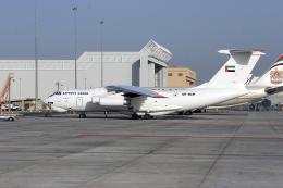 kekeさんが、アブダビ国際空港で撮影したExperts Cargo Il-76TDの航空フォト(飛行機 写真・画像)