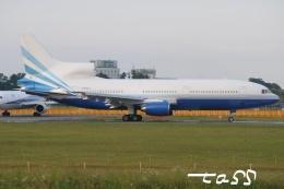 tassさんが、成田国際空港で撮影したラスベガス サンズ L-1011-385-3 TriStar 500の航空フォト(飛行機 写真・画像)