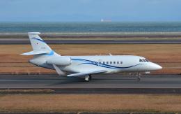 asuto_fさんが、大分空港で撮影した静岡エアコミュータ Falcon 2000EXの航空フォト(飛行機 写真・画像)