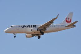 きつねさんが、福岡空港で撮影したジェイエア ERJ-170-100 (ERJ-170STD)の航空フォト(飛行機 写真・画像)