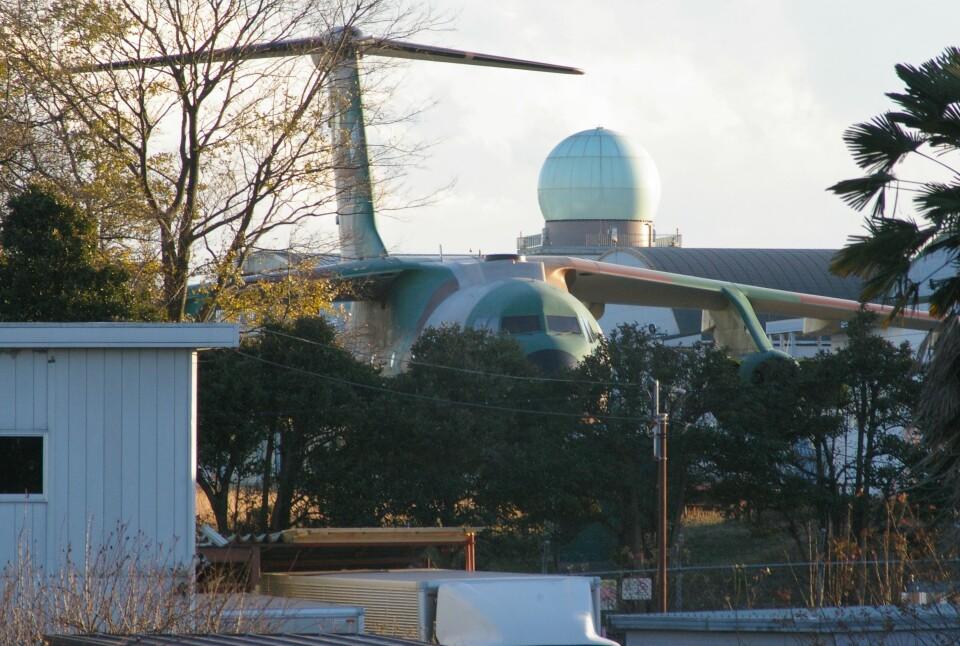 Smyth Newmanさんの航空自衛隊 Kawasaki C-1 (88-1028) 航空フォト