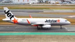 FlyingMonkeyさんが、福岡空港で撮影したジェットスター・ジャパン A320-232の航空フォト(飛行機 写真・画像)