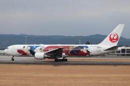 Yuseiさんが、熊本空港で撮影した日本航空 767-346/ERの航空フォト(飛行機 写真・画像)
