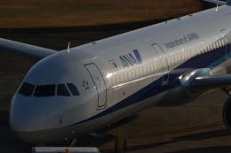 MASAMONさんが、佐賀空港で撮影した全日空 A321-272Nの航空フォト(飛行機 写真・画像)