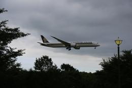 flyskyさんが、成田国際空港で撮影したシンガポール航空 787-10の航空フォト(飛行機 写真・画像)