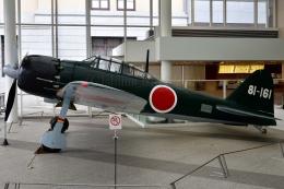 しまb747さんが、靖国神社 遊就館で撮影した日本海軍 Zero 52/A6M5の航空フォト(飛行機 写真・画像)