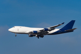 LAX Spotterさんが、ロサンゼルス国際空港で撮影したウエスタン・グローバル・エアラインズ 747-47UF/SCDの航空フォト(飛行機 写真・画像)