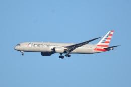 LEGACY-747さんが、成田国際空港で撮影したアメリカン航空 787-9の航空フォト(飛行機 写真・画像)