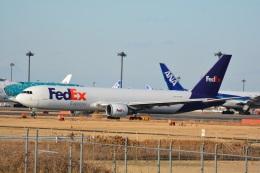 LEGACY-747さんが、成田国際空港で撮影したフェデックス・エクスプレス 767-3S2F/ERの航空フォト(飛行機 写真・画像)