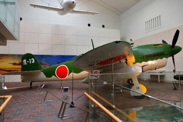 しまb747さんが、靖国神社 遊就館で撮影した日本海軍 D4Y1 Suisei Model 11の航空フォト(飛行機 写真・画像)