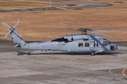 korosukeさんが、南紀白浜空港で撮影したアメリカ海軍 MH-60S Knighthawk (S-70A)の航空フォト(飛行機 写真・画像)