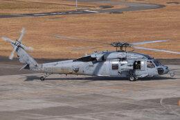 korosukeさんが、南紀白浜空港で撮影したアメリカ海軍 S-70 (H-60 Black Hawk/Seahawk)の航空フォト(飛行機 写真・画像)