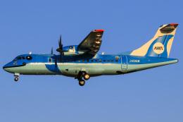三軒 那乃さんが、福岡空港で撮影した天草エアライン ATR-42-600の航空フォト(飛行機 写真・画像)