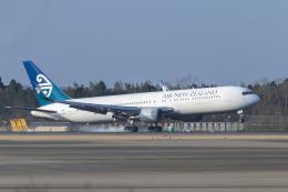 mameshibaさんが、成田国際空港で撮影したニュージーランド航空 767-319/ERの航空フォト(飛行機 写真・画像)
