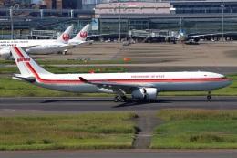 たみぃさんが、羽田空港で撮影したガルーダ・インドネシア航空 A330-343Xの航空フォト(飛行機 写真・画像)