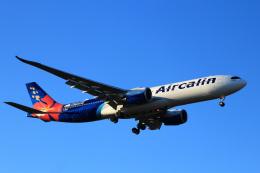 kenzy201さんが、成田国際空港で撮影したエアカラン A330-941の航空フォト(飛行機 写真・画像)