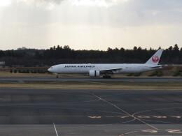 チャンギーVさんが、成田国際空港で撮影した日本航空 777-346/ERの航空フォト(飛行機 写真・画像)