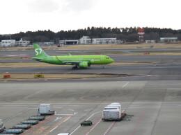 チャンギーVさんが、成田国際空港で撮影したS7航空 A320-271Nの航空フォト(飛行機 写真・画像)