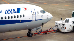 FlyingMonkeyさんが、福岡空港で撮影した全日空 737-8ALの航空フォト(飛行機 写真・画像)