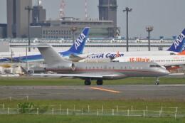 Flying A340さんが、成田国際空港で撮影したビスタジェット BD-700-1A10 Global 6000の航空フォト(飛行機 写真・画像)