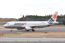 Flying A340さんが、成田国際空港で撮影したジェットスター・ジャパン A320-232の航空フォト(飛行機 写真・画像)
