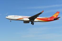 N.tomoさんが、成田国際空港で撮影した香港航空 A330-343Xの航空フォト(飛行機 写真・画像)