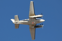 キャスバルさんが、フェニックス・スカイハーバー国際空港で撮影したGUARDIAN FLIGHT C90A King Airの航空フォト(飛行機 写真・画像)