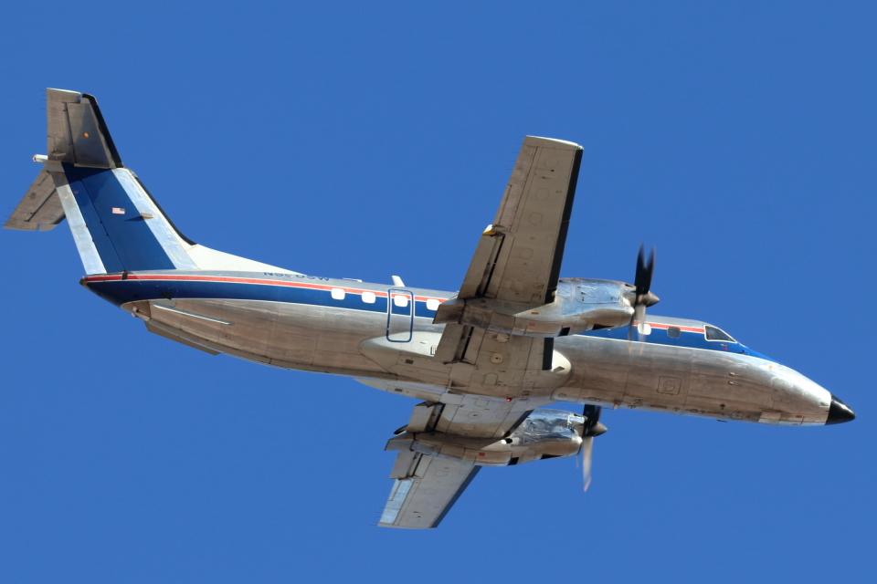 キャスバルさんのアメリフライト Embraer EMB-120 Brasilia (N560SW) 航空フォト