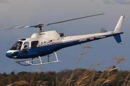 きりしまさんが、龍ケ崎飛行場で撮影した東邦航空 AS350B Ecureuilの航空フォト(飛行機 写真・画像)