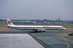 Gambardierさんが、名古屋飛行場で撮影した日本アジア航空 DC-8-61の航空フォト(写真)