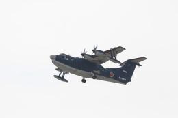 TAK_HND_NRTさんが、岩国空港で撮影した海上自衛隊 US-2の航空フォト(飛行機 写真・画像)