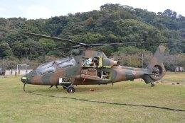 kotaちゃんさんが、久里浜駐屯地で撮影した陸上自衛隊 OH-1の航空フォト(飛行機 写真・画像)
