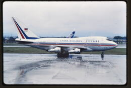 md11jbirdさんが、名古屋飛行場で撮影したチャイナエアライン 747SP-09の航空フォト(飛行機 写真・画像)