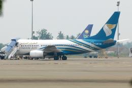jun☆さんが、スカルノハッタ国際空港で撮影したオマーン航空 737-71Mの航空フォト(飛行機 写真・画像)