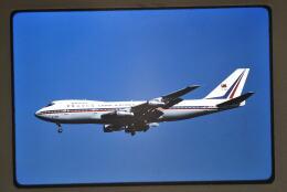 md11jbirdさんが、羽田空港で撮影したチャイナエアライン 747-209Bの航空フォト(飛行機 写真・画像)