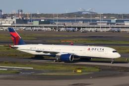 OS52さんが、羽田空港で撮影したデルタ航空 A350-941の航空フォト(飛行機 写真・画像)