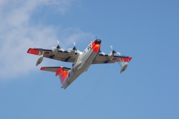 ぼくちゃんさんが、厚木飛行場で撮影した海上自衛隊 US-1Aの航空フォト(飛行機 写真・画像)