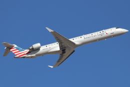 キャスバルさんが、フェニックス・スカイハーバー国際空港で撮影したメサ・エアラインズ CL-600-2D24 Regional Jet CRJ-900LRの航空フォト(飛行機 写真・画像)