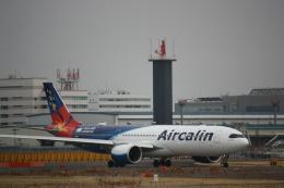 西麻布と焼売弁当さんが、成田国際空港で撮影したエアカラン A330-941の航空フォト(飛行機 写真・画像)