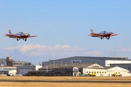 レガシィさんが、宇都宮飛行場で撮影した航空自衛隊 T-7の航空フォト(飛行機 写真・画像)