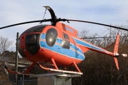 Hiro-hiroさんが、成田国際空港で撮影した新日本ヘリコプター 369HSの航空フォト(飛行機 写真・画像)