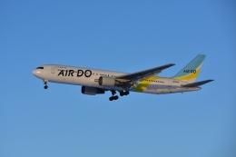 E-75さんが、函館空港で撮影したAIR DO 767-33A/ERの航空フォト(飛行機 写真・画像)