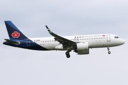 kinsanさんが、成田国際空港で撮影した青島航空 A320-271Nの航空フォト(飛行機 写真・画像)
