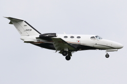 kinsanさんが、成田国際空港で撮影した岡山航空 510 Citation Mustangの航空フォト(飛行機 写真・画像)