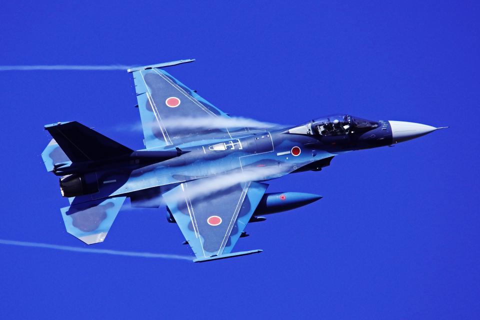 AWACSさんの航空自衛隊 Mitsubishi F-2A (43-8529) 航空フォト