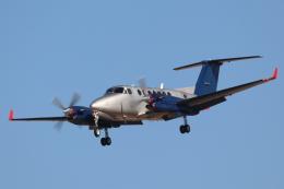 キャスバルさんが、フェニックス・スカイハーバー国際空港で撮影したアドバンスド・エア King Air 350i (B300)の航空フォト(飛行機 写真・画像)